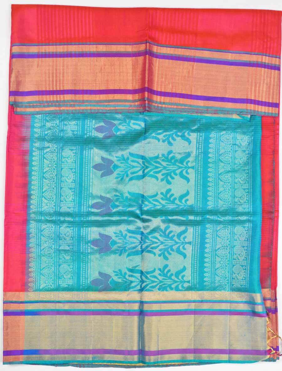 Soft Silk Saree 7514