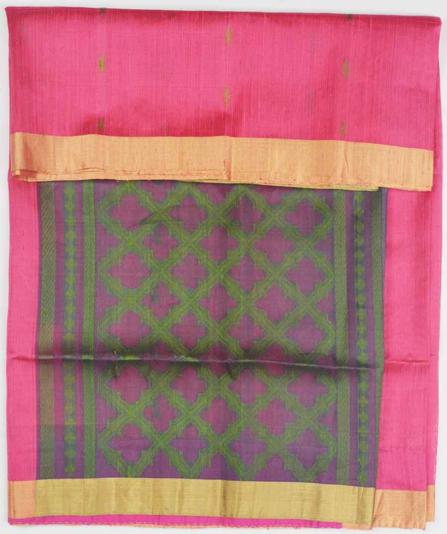 Soft Silk Saree 7536