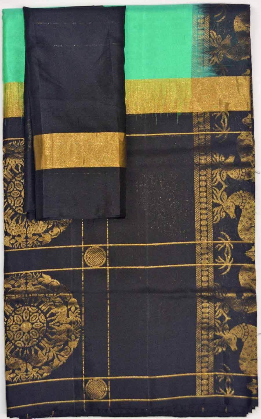 Soft Silk Saree 7508