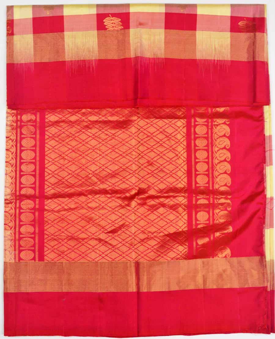 Soft Silk Saree 7493
