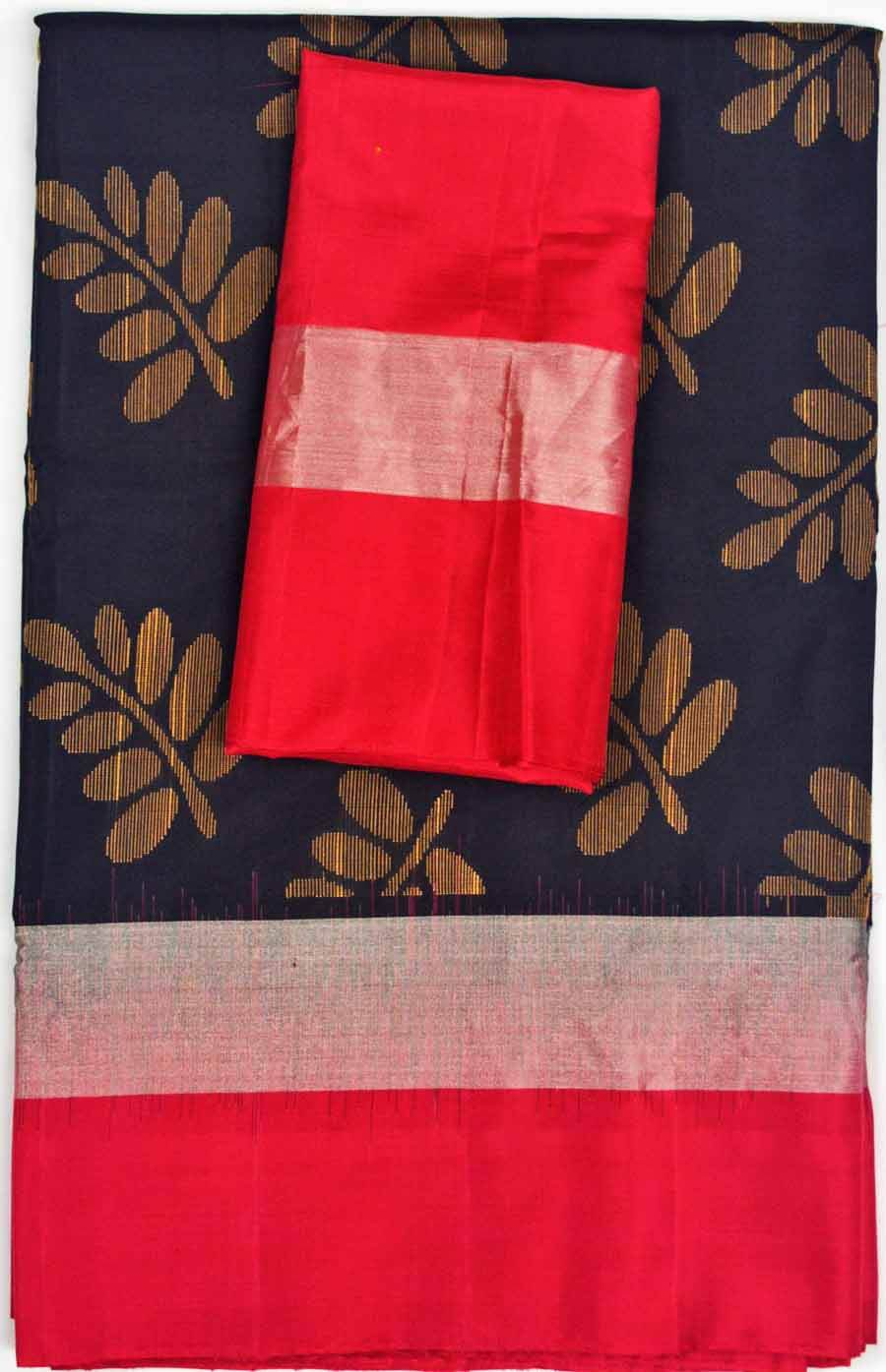 Soft Silk Saree 7499