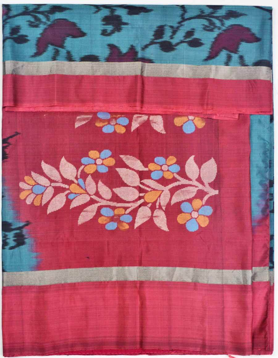 Soft Silk Saree 7519