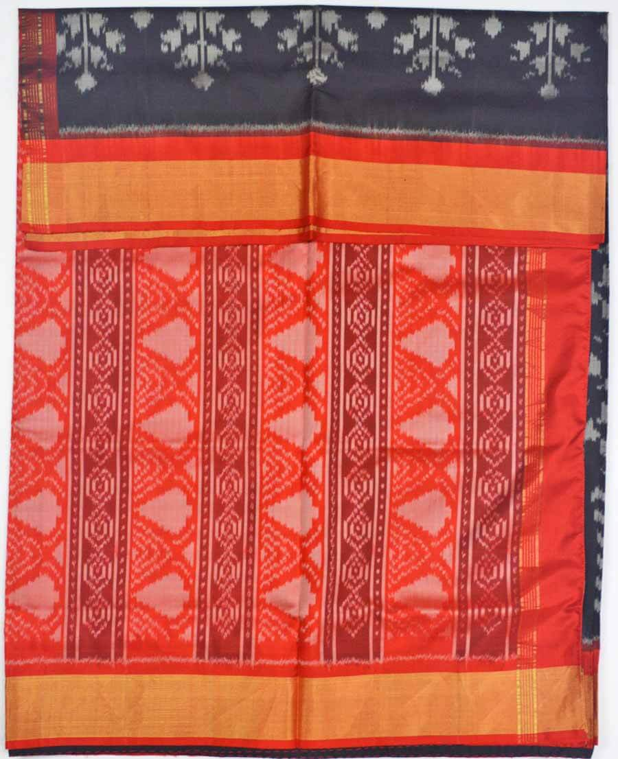 Soft Silk Saree 7506