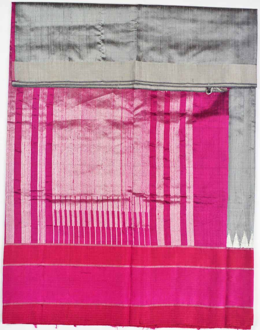 Soft Silk Saree 7484