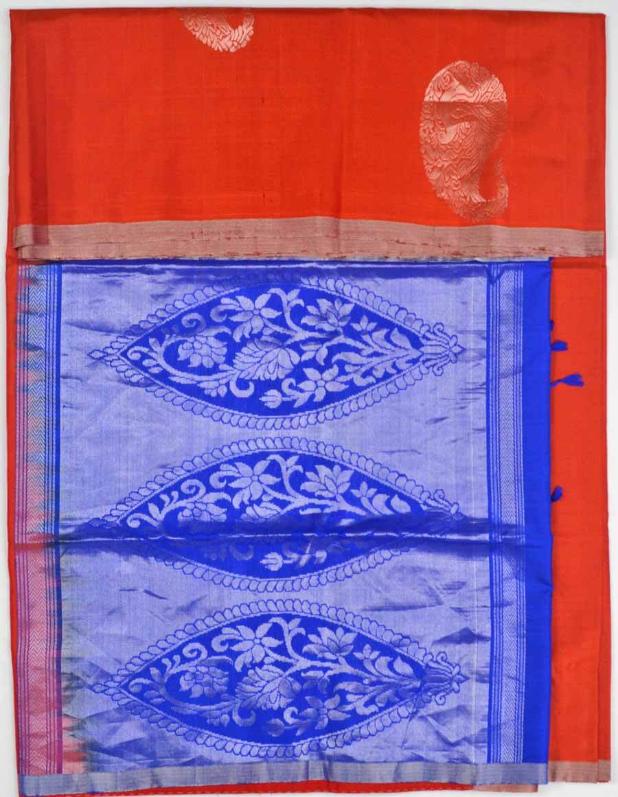 Soft Silk Saree 7530