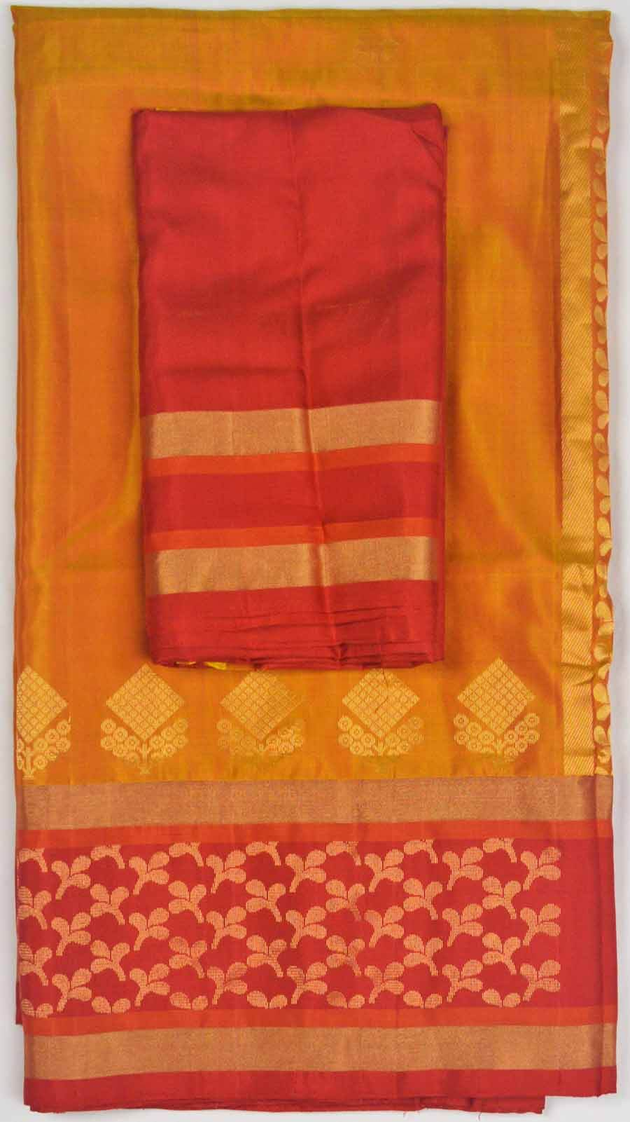 Soft Silk Saree 7553