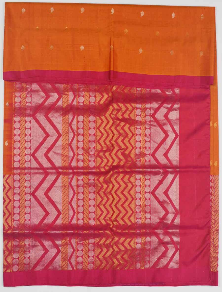 Soft Silk Saree 7509