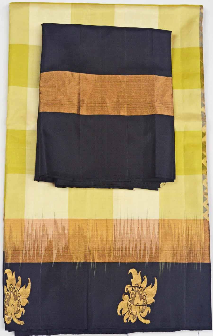 Soft Silk Saree 7494