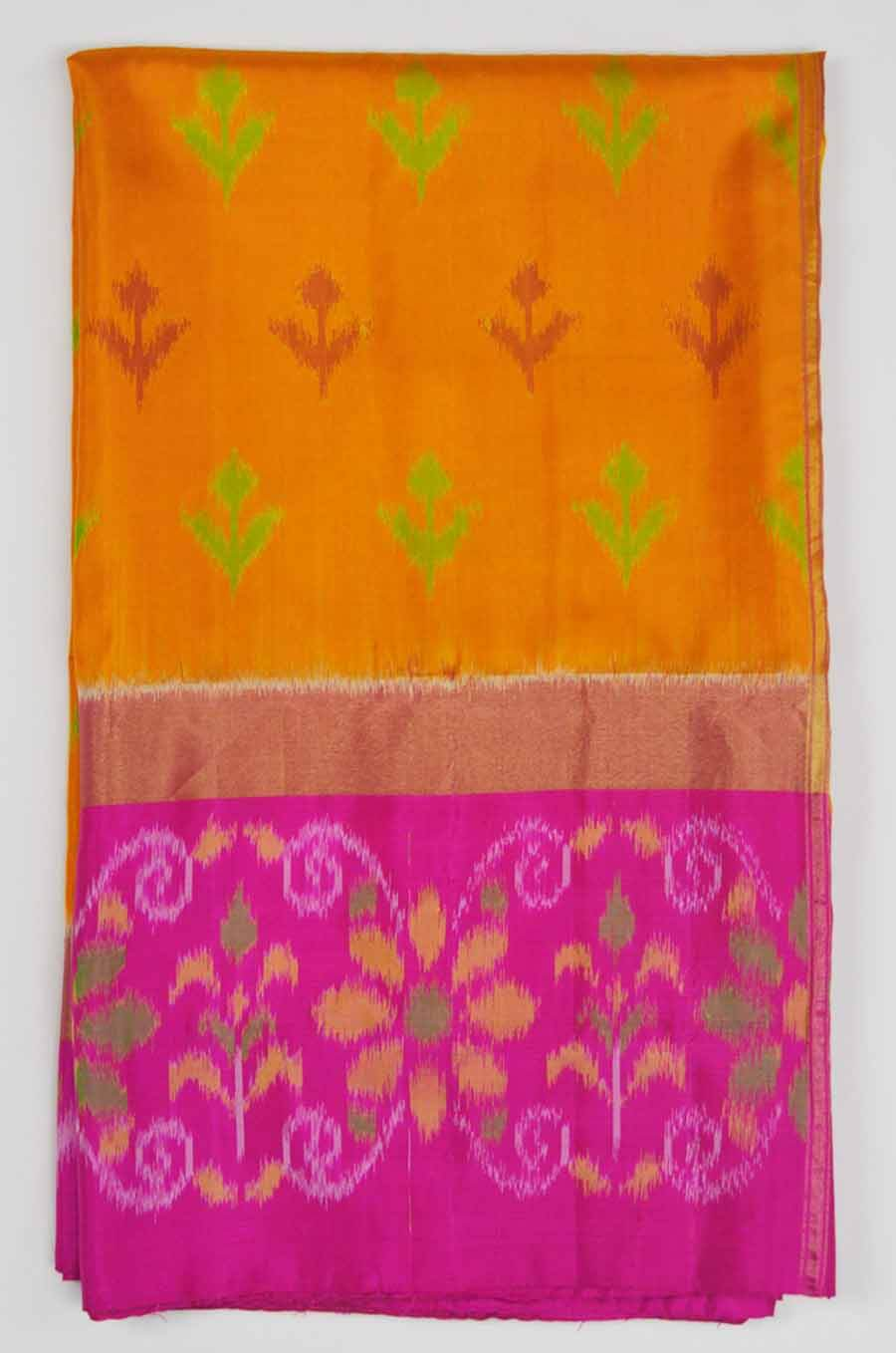 Soft Silk Saree 7524