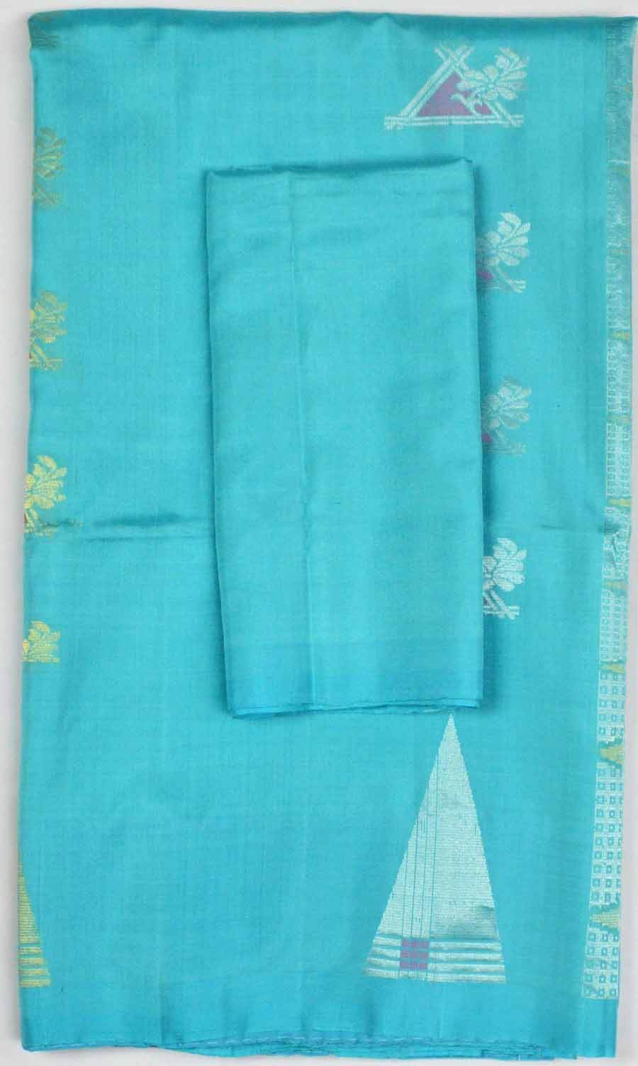Soft Silk Saree 7562