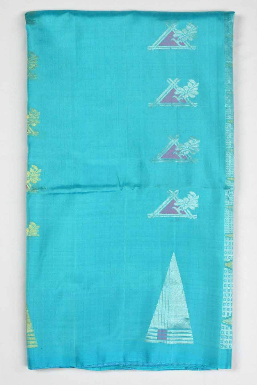 Soft Silk Saree 7562