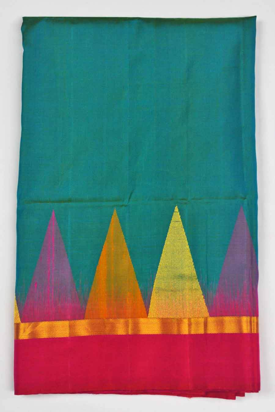 Soft Silk Saree 7558
