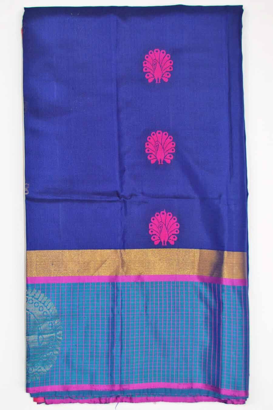 Soft Silk Saree 7555
