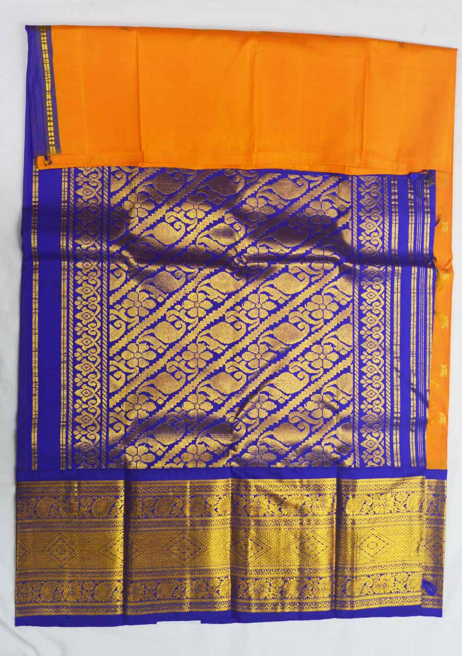 Temple Saree 7797