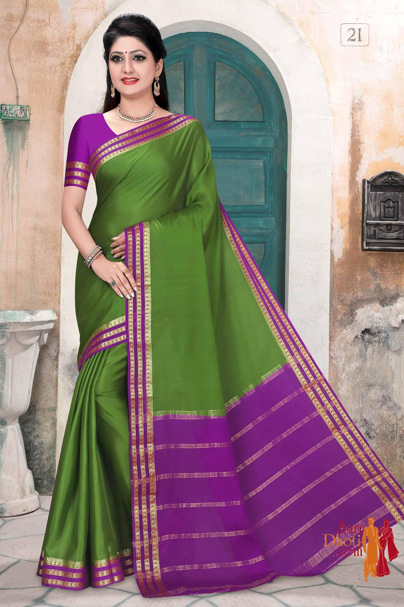 Mysore Silk 7879