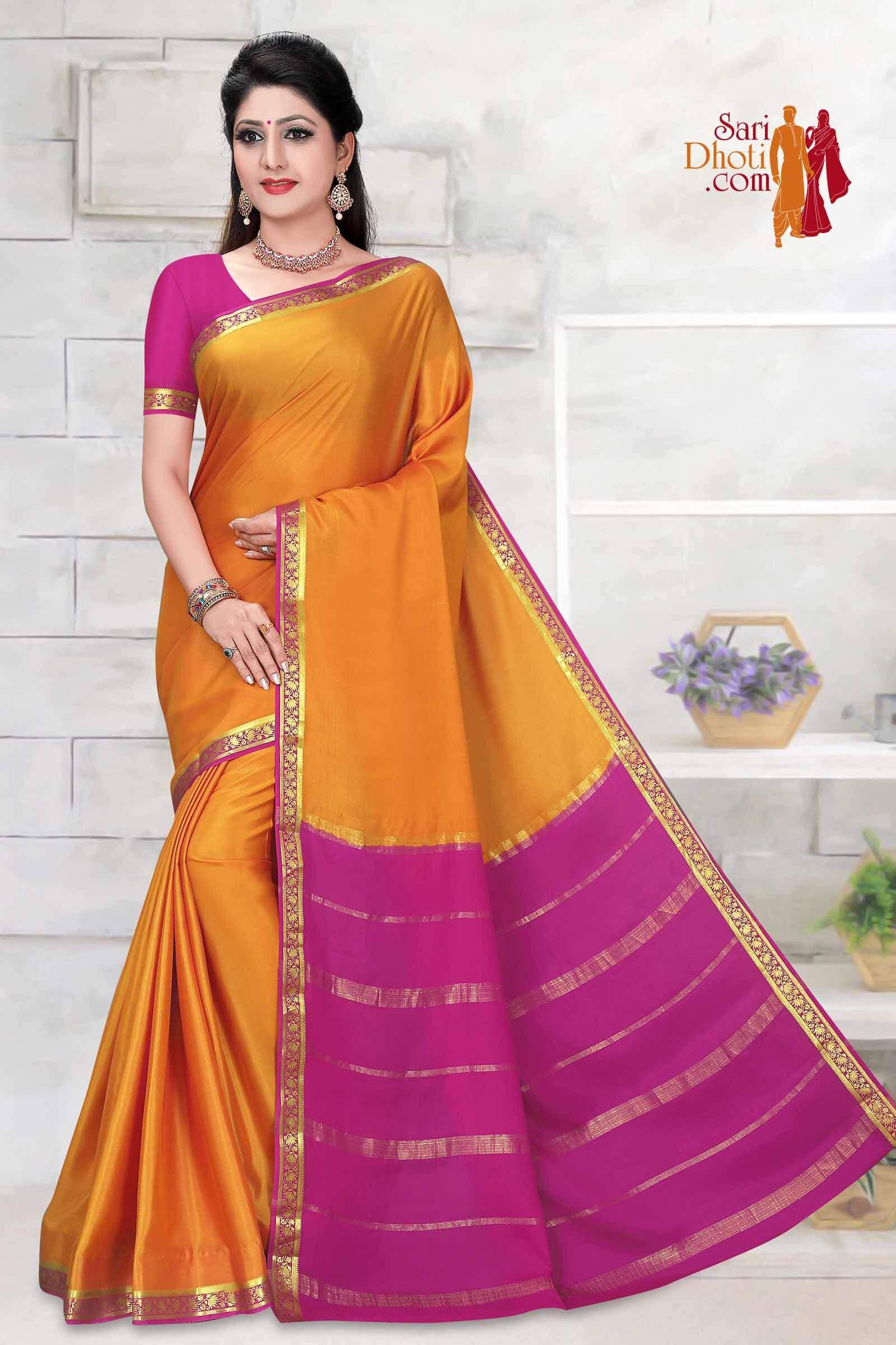 Mysore Silk 7871