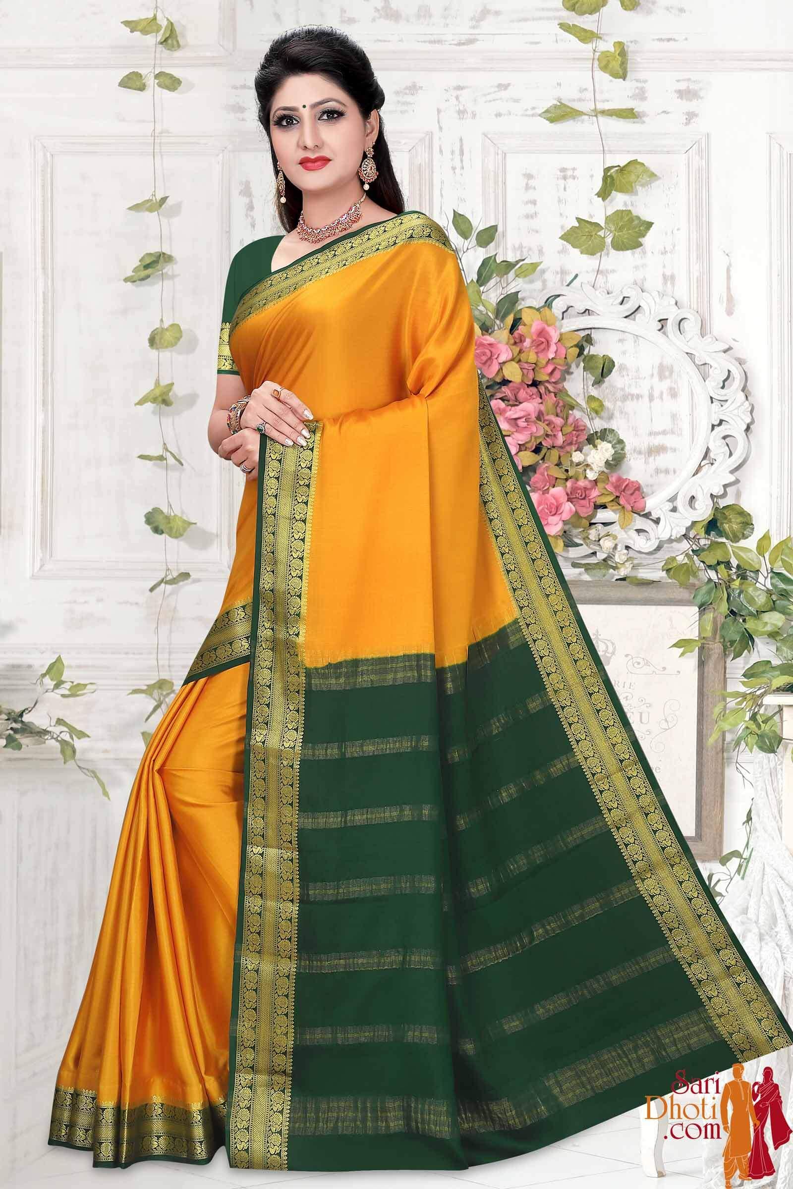Mysore Silk 7921