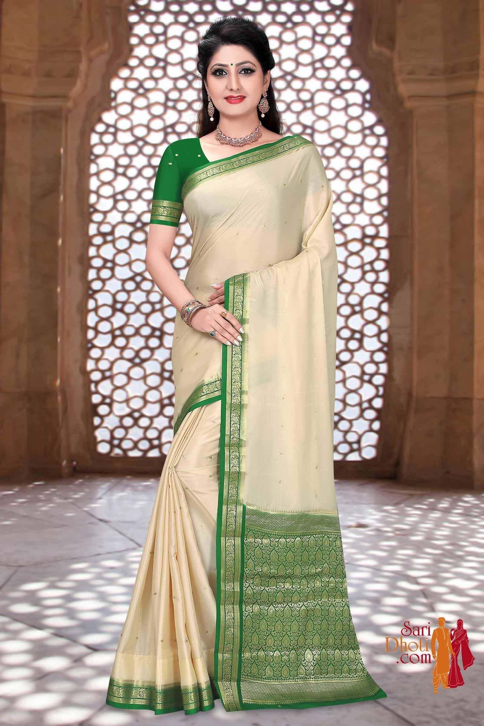 Mysore Silk 7903