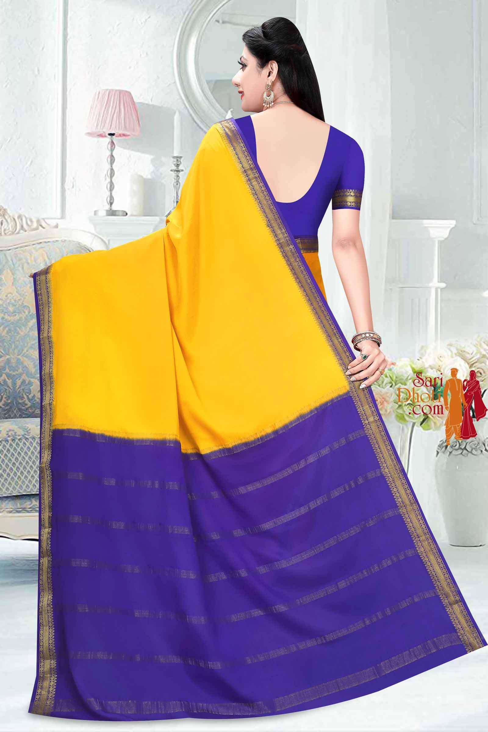 Mysore Silk 7873