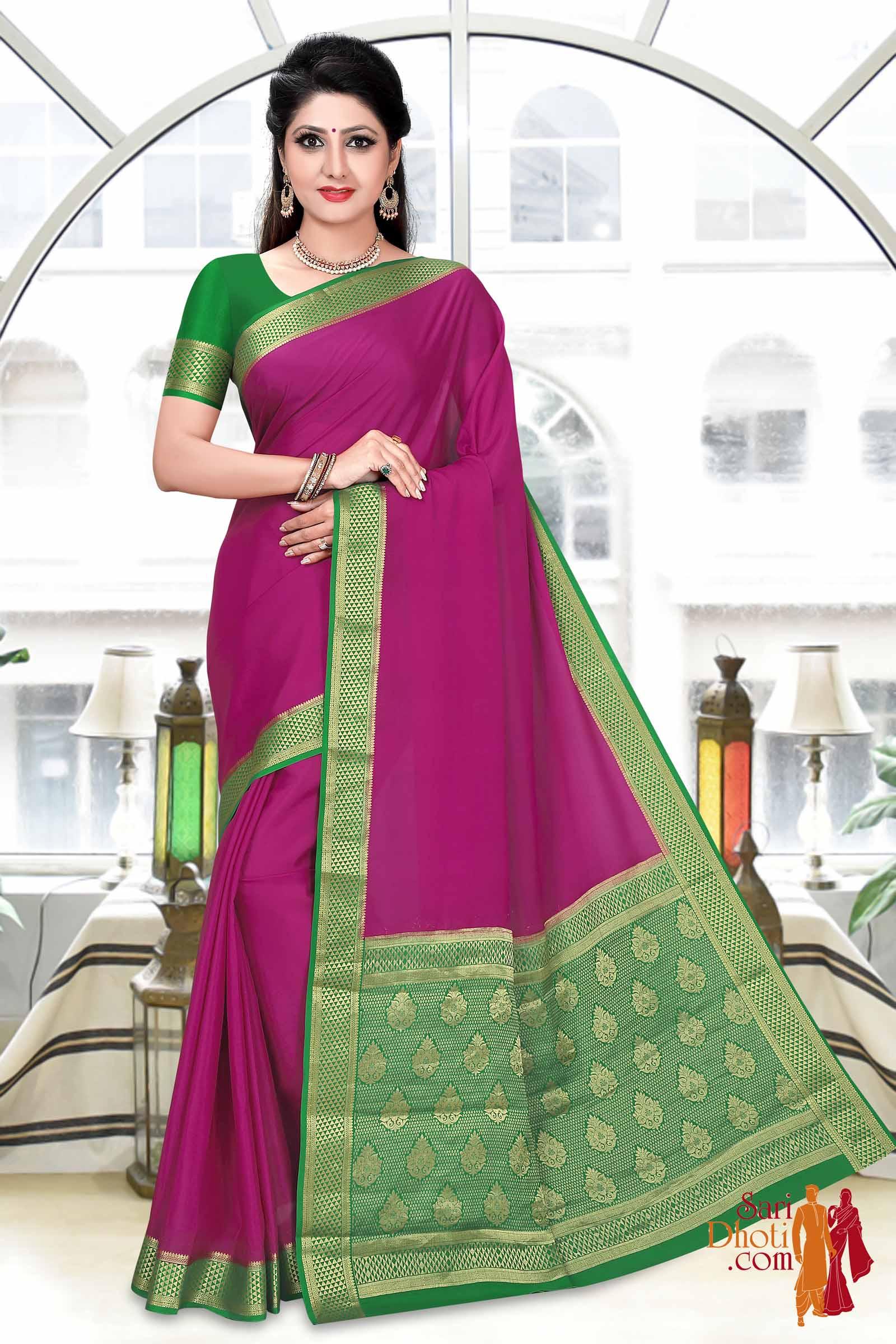 Mysore Silk 7895
