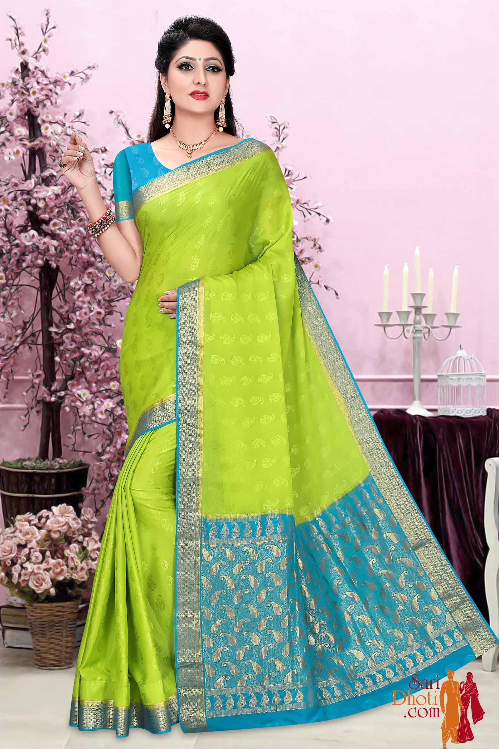 Mysore Silk 7900