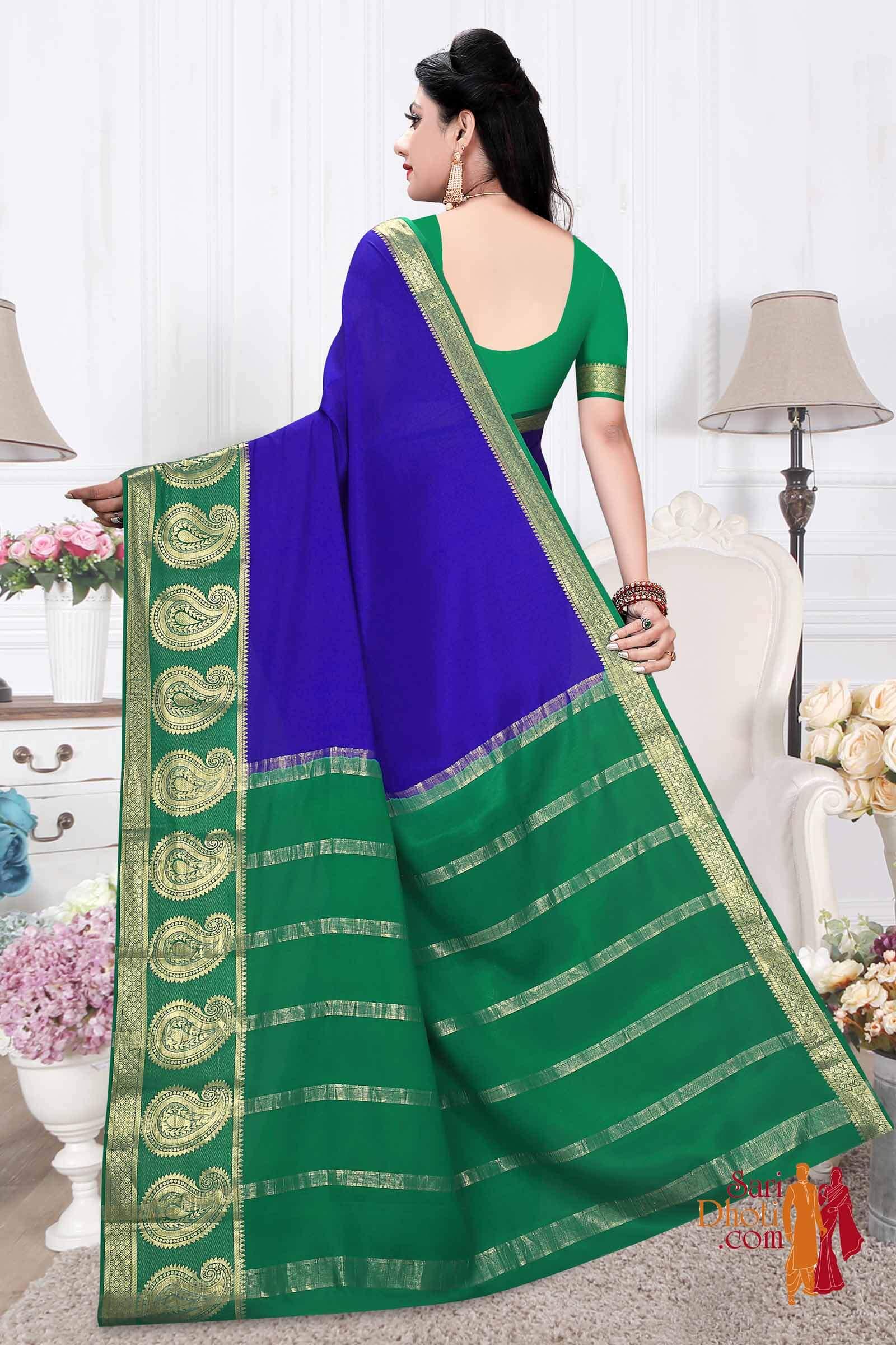 Mysore Silk 7891
