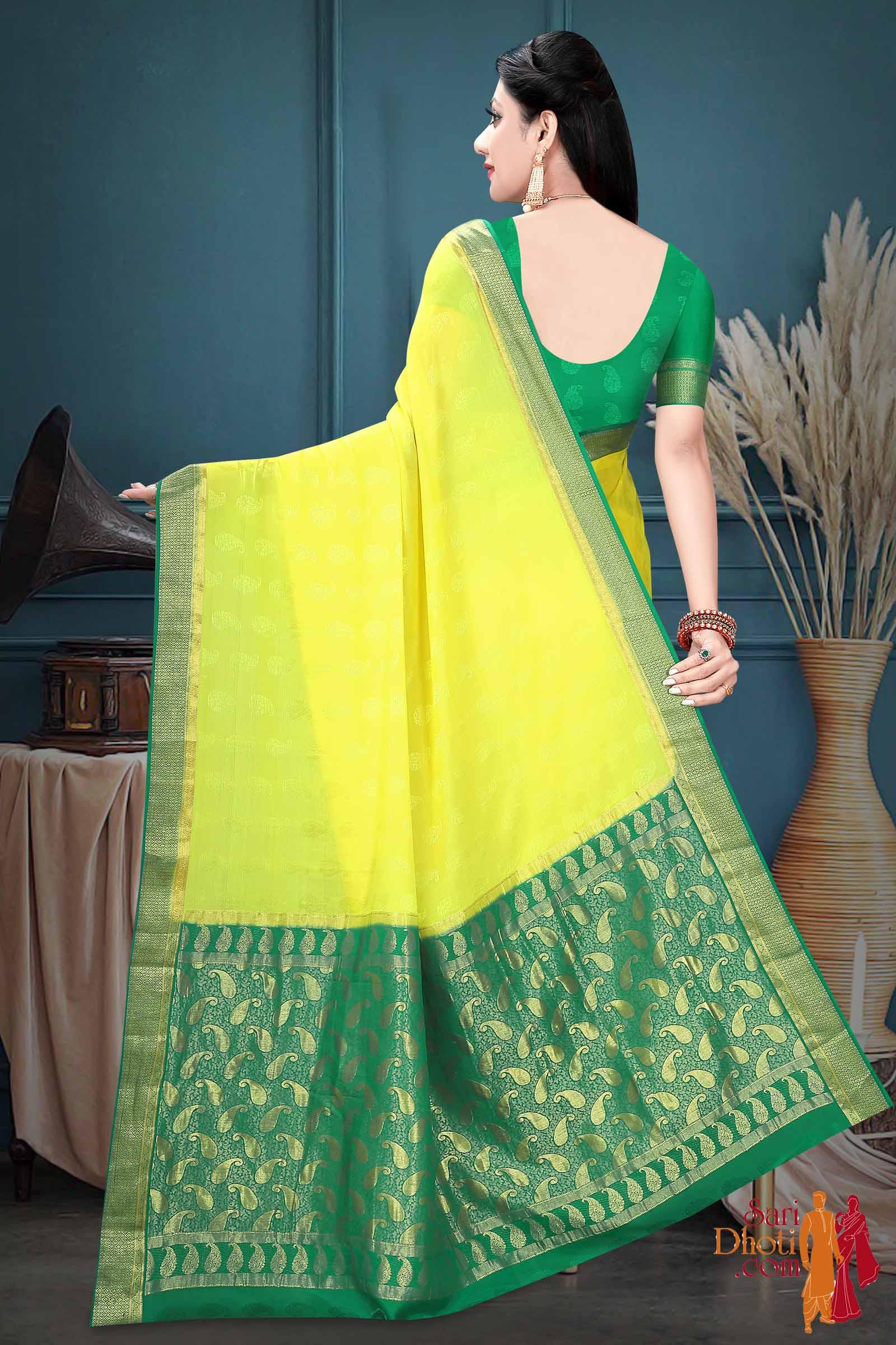 Mysore Silk 7901