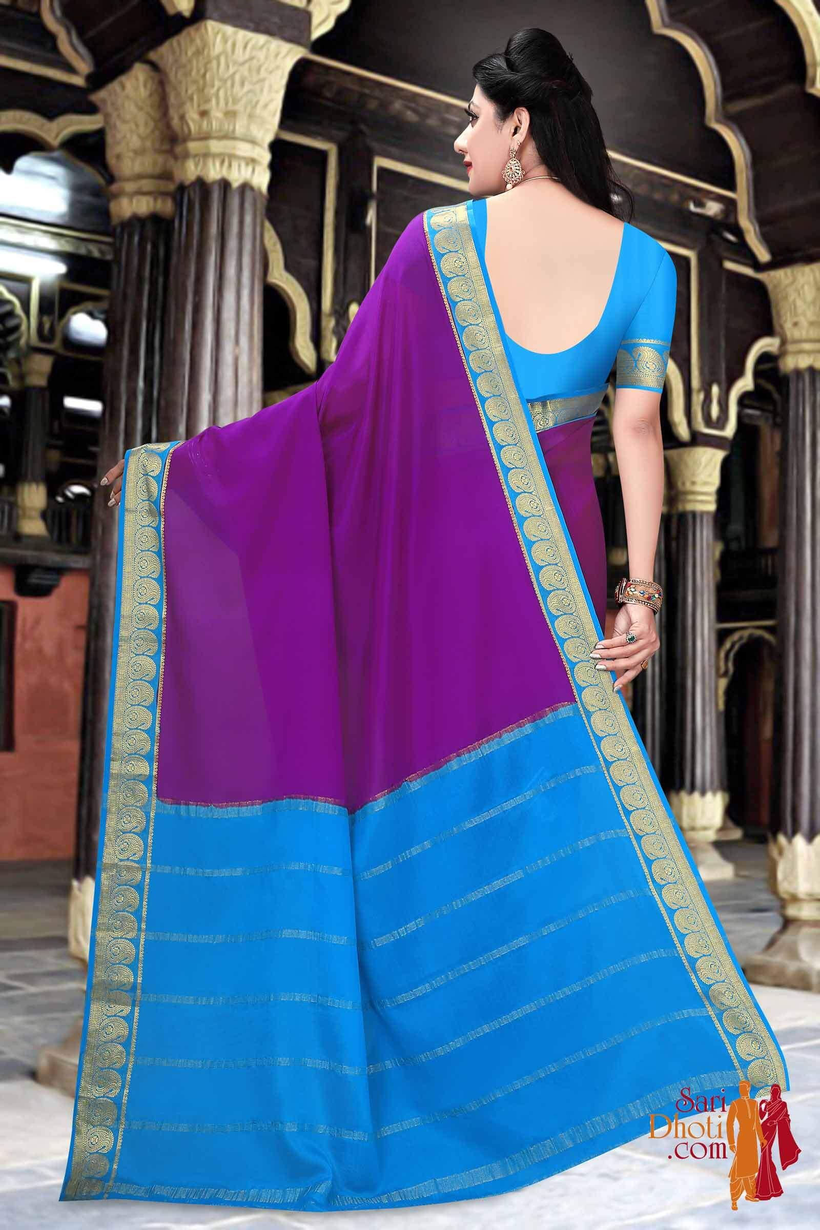 Mysore Silk 7884