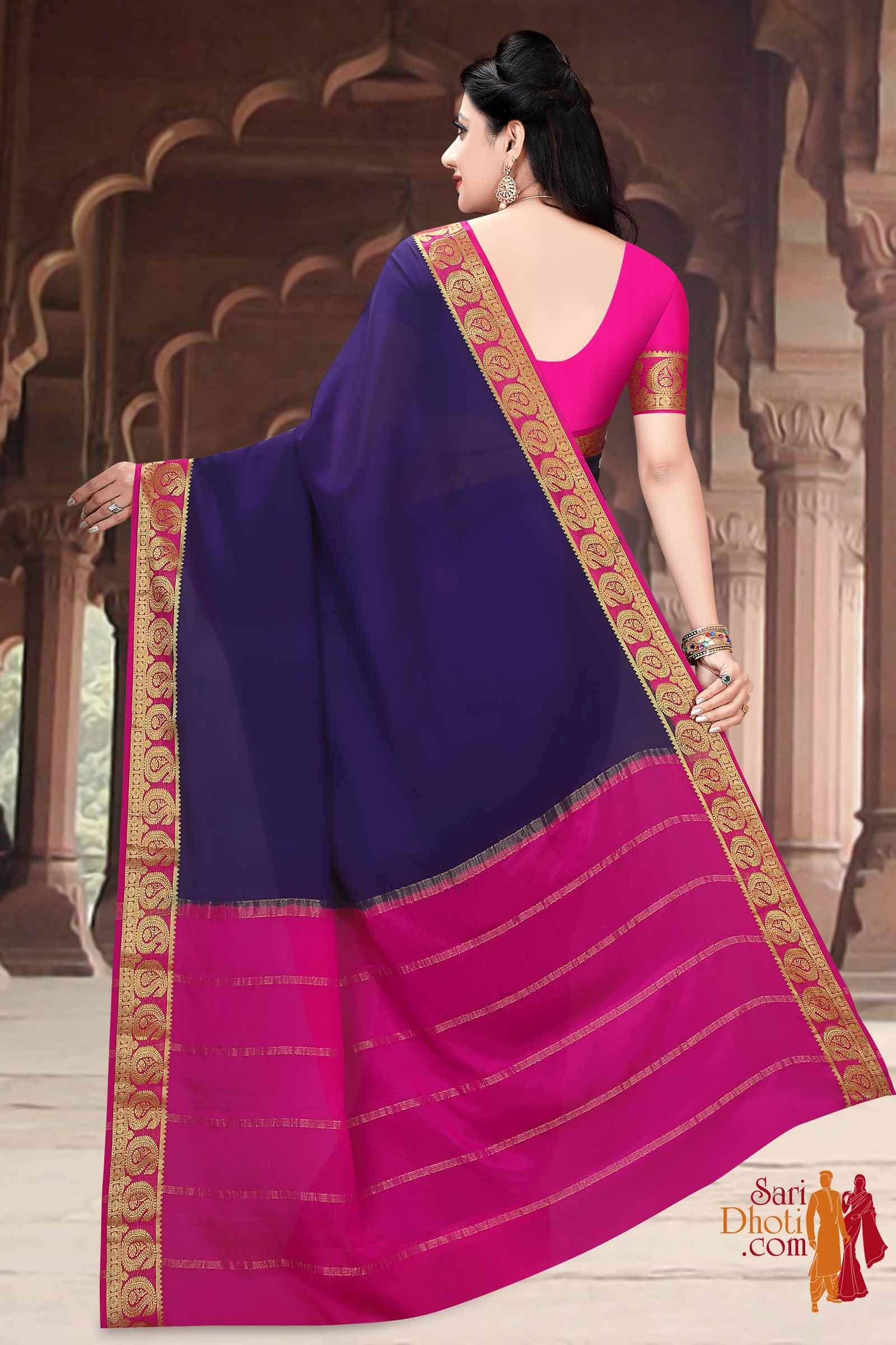 Mysore Silk 7883