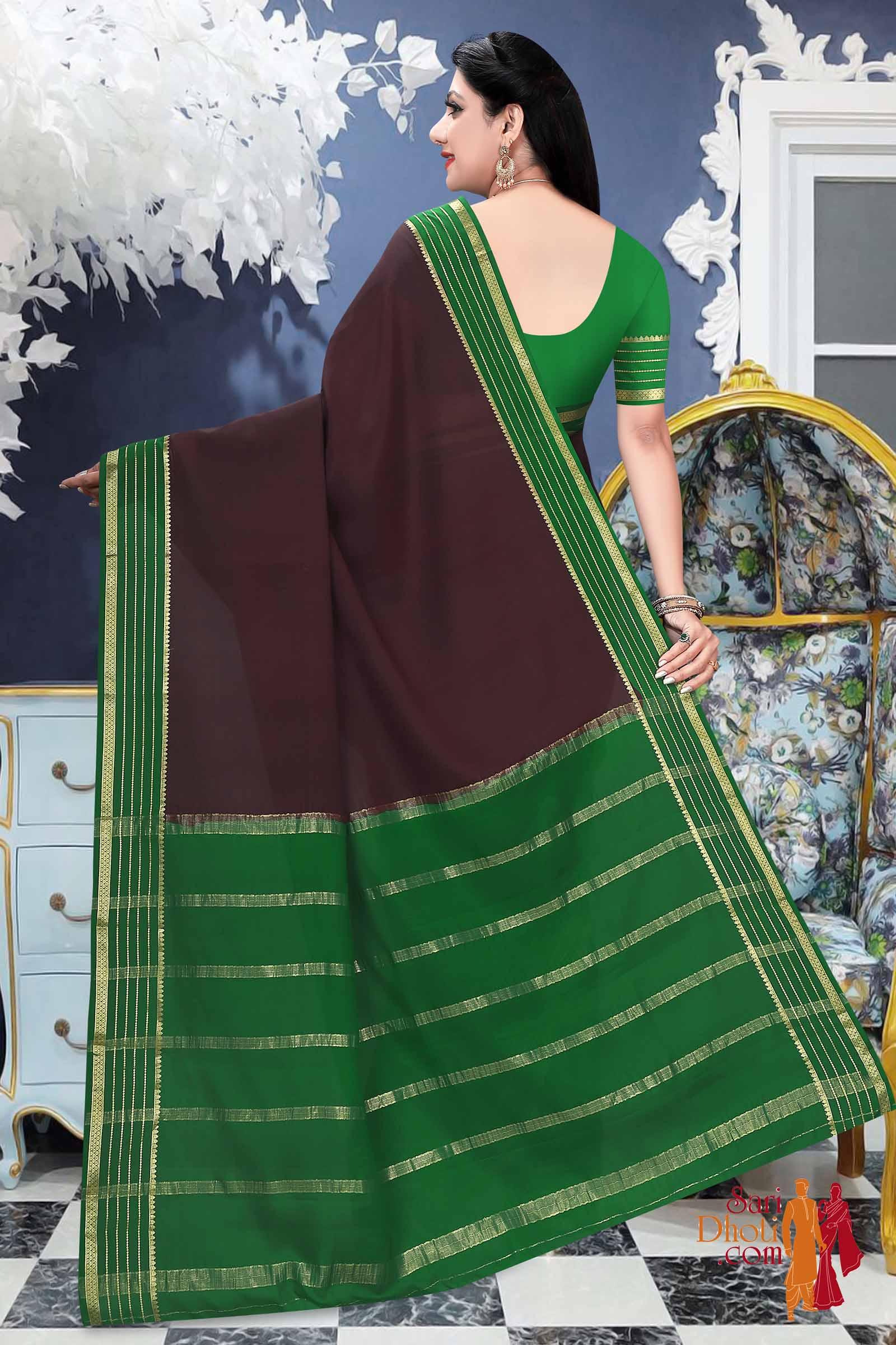 Mysore Silk 7878