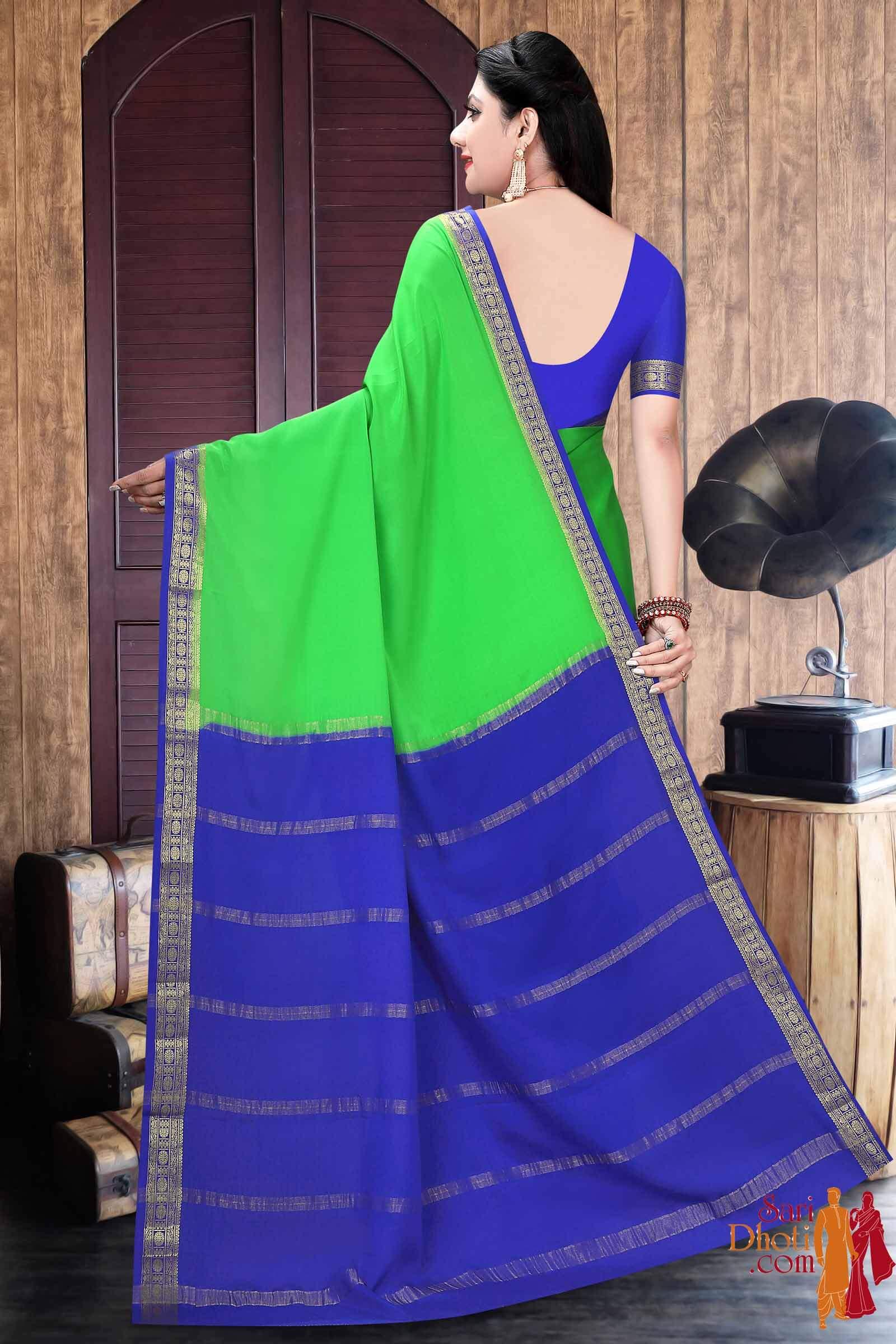 Mysore Silk 7909
