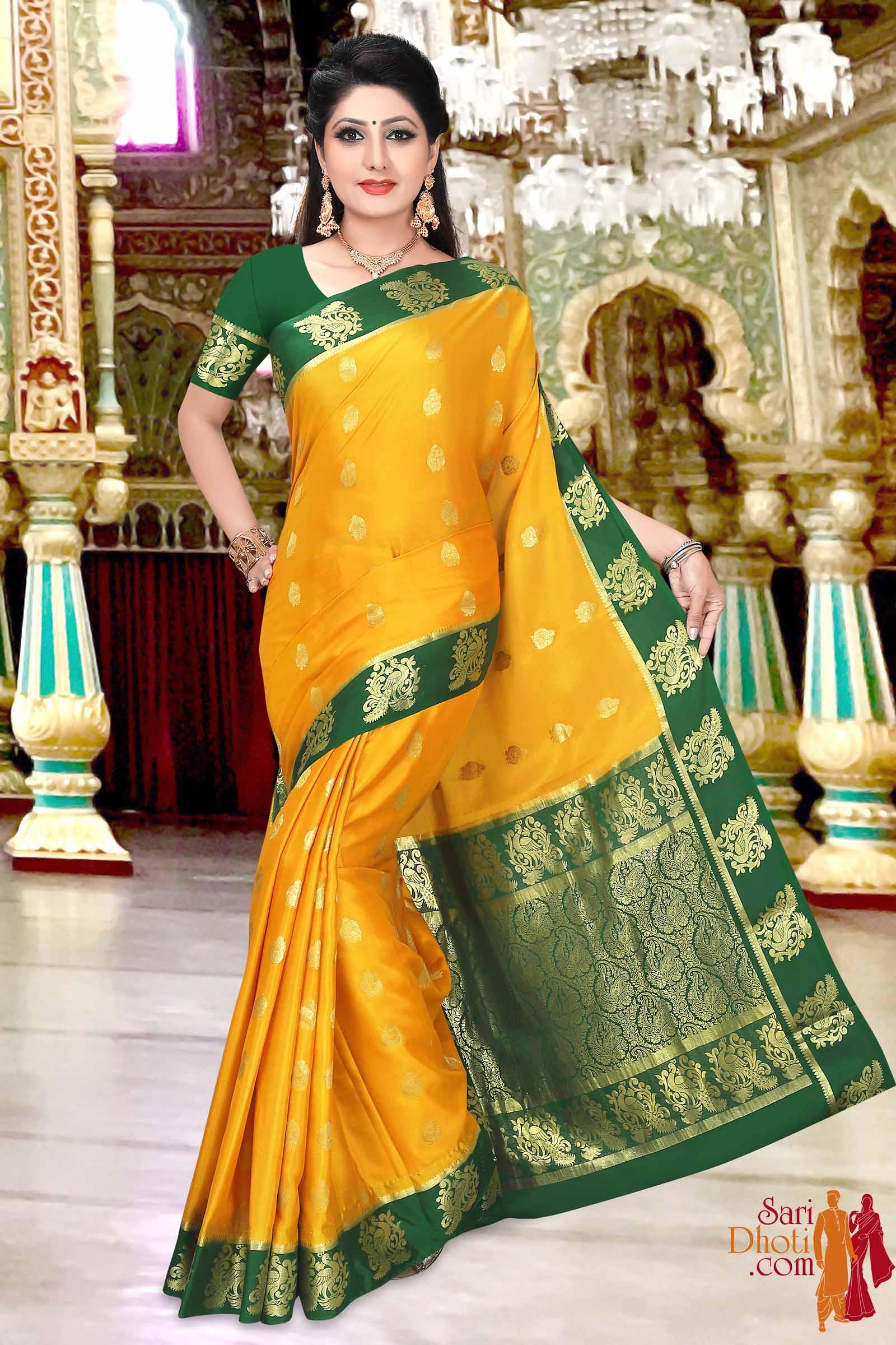Mysore Silk 7911