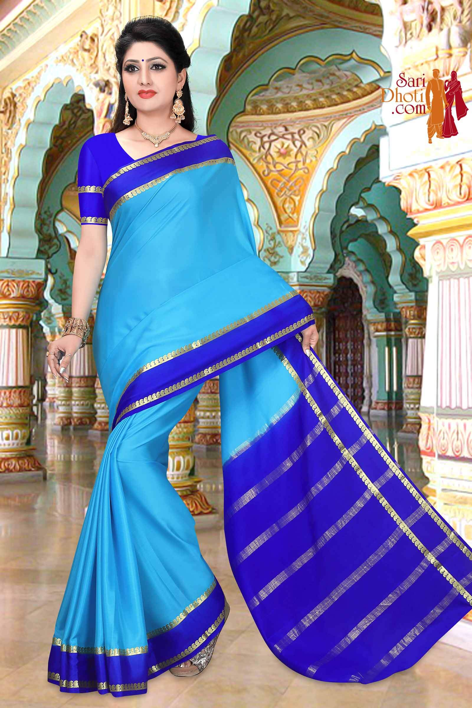 Mysore Silk 7876