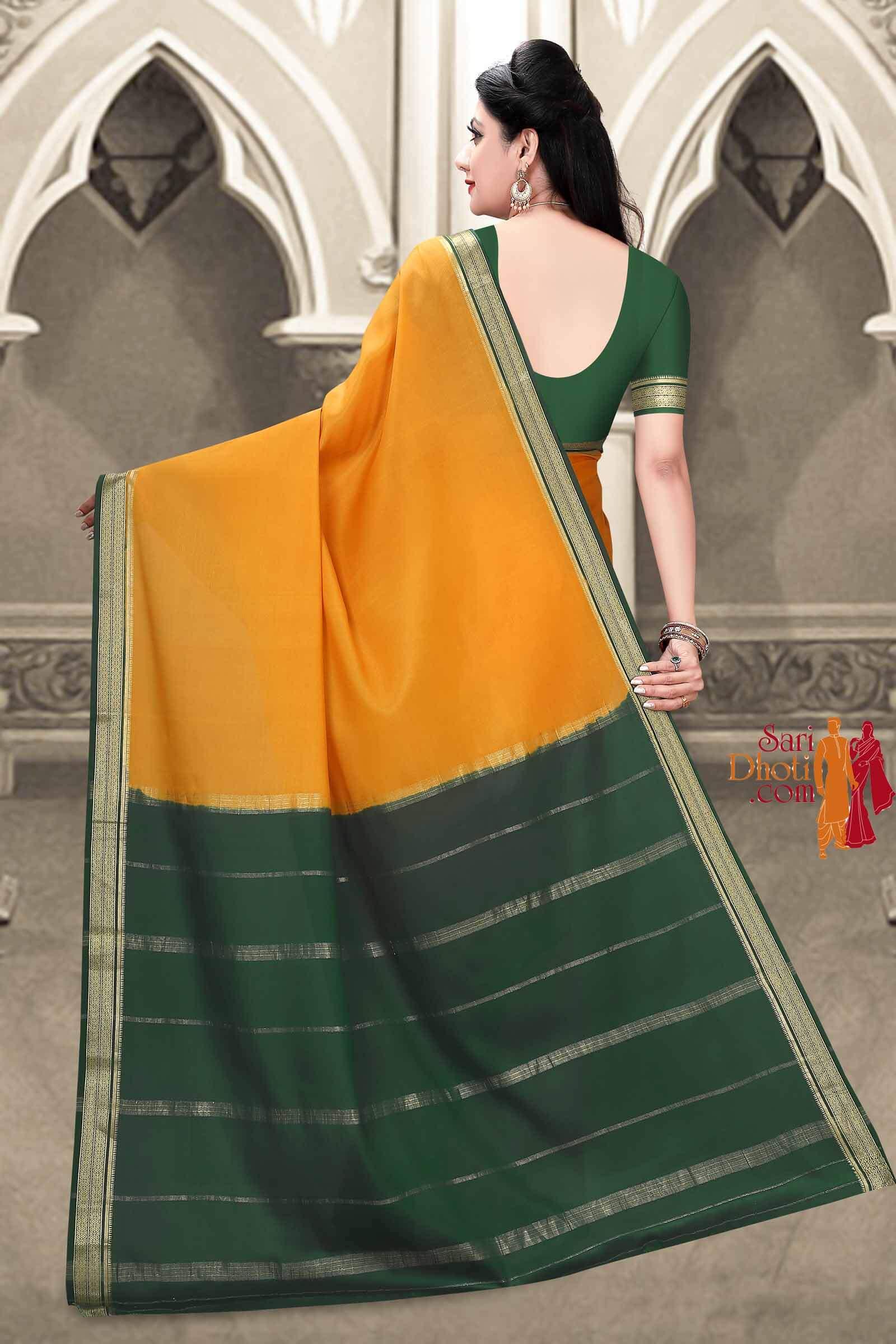 Mysore Silk 7907