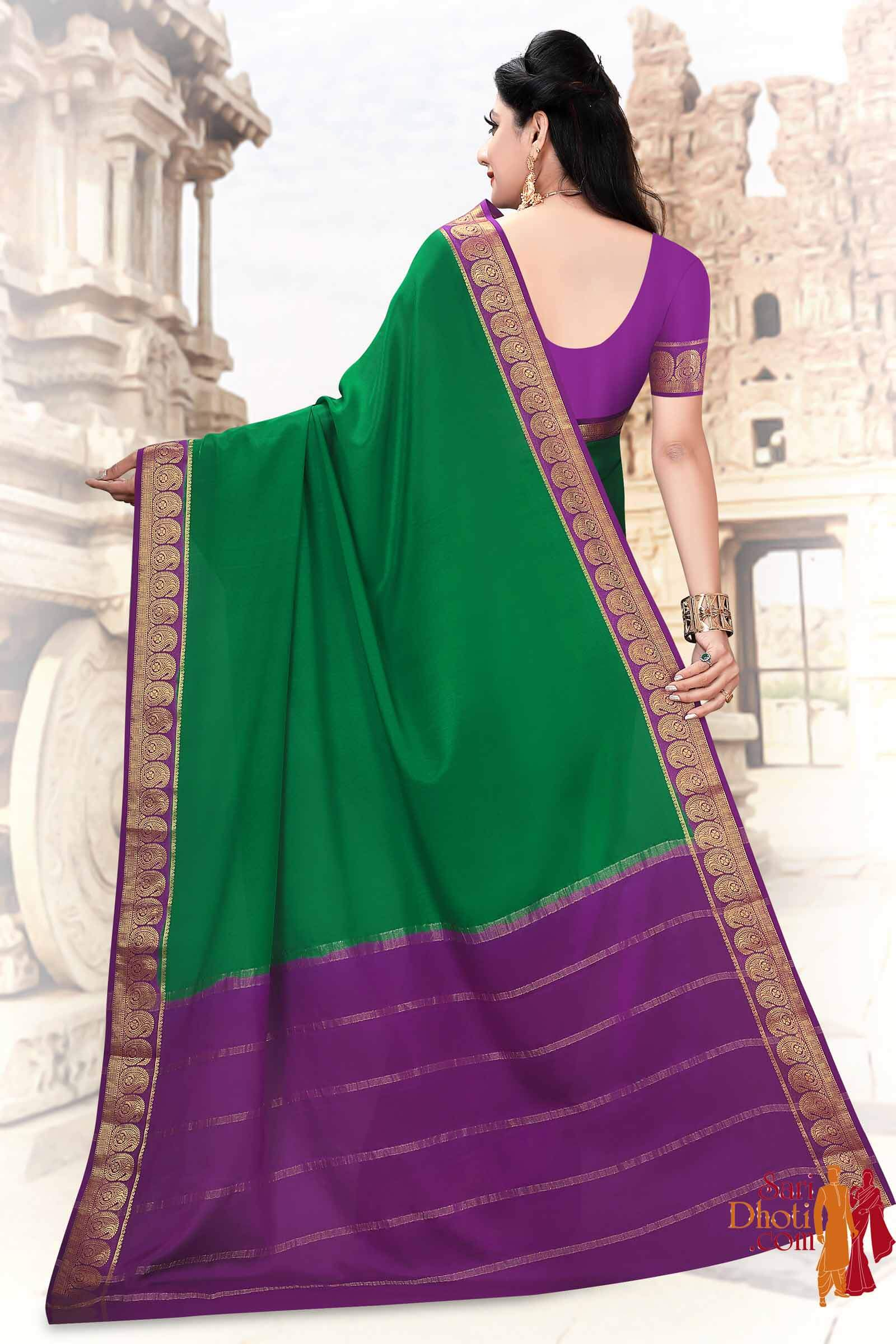 Mysore Silk 7881