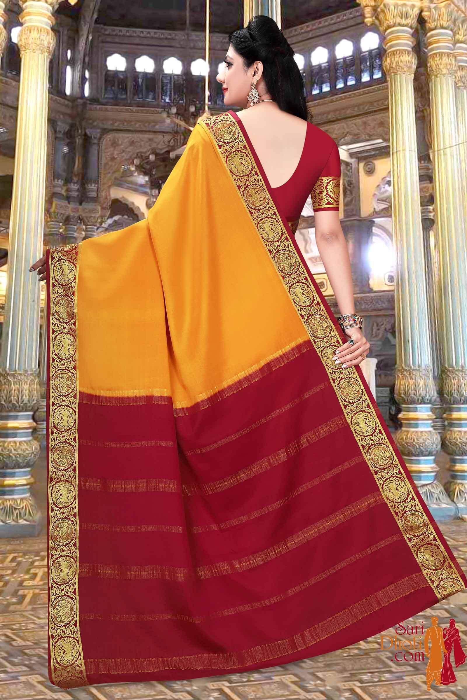 Mysore Silk 7923