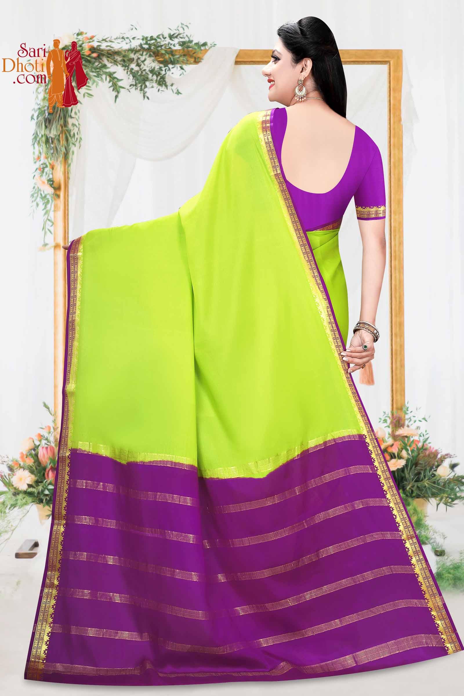 Mysore Silk 7872