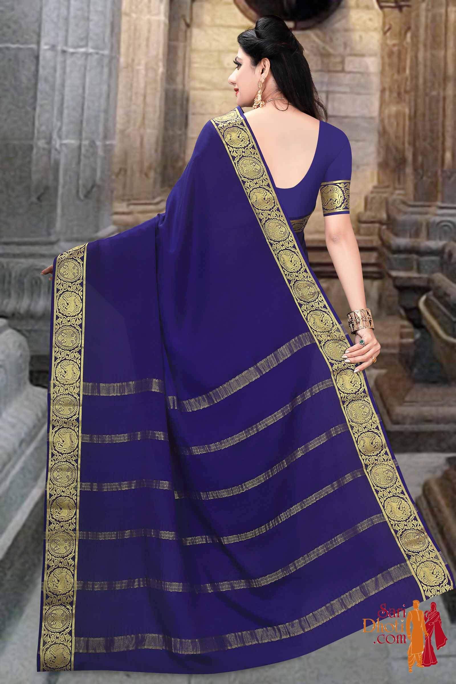 Mysore Silk 7914