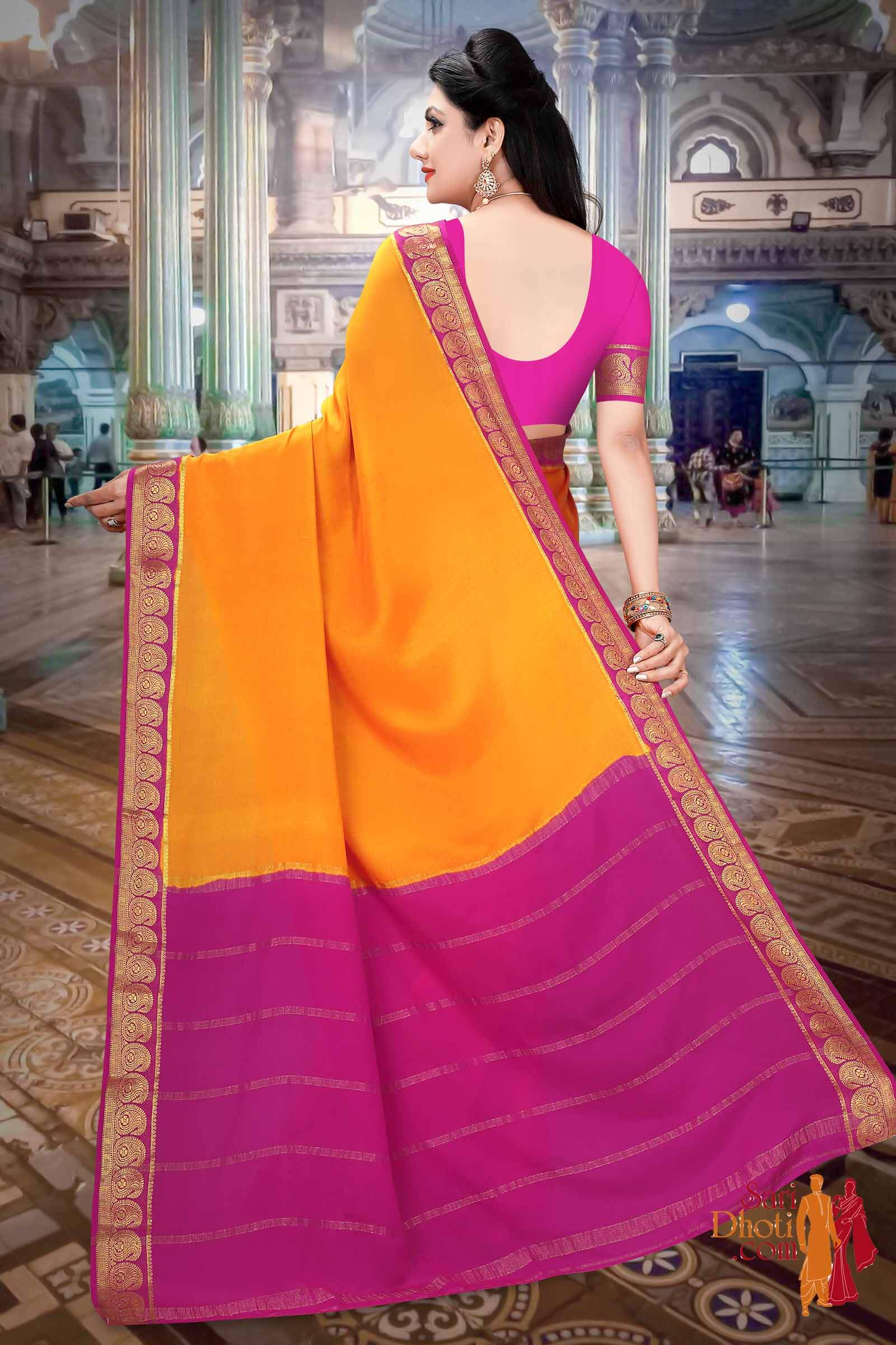 Mysore Silk 7882