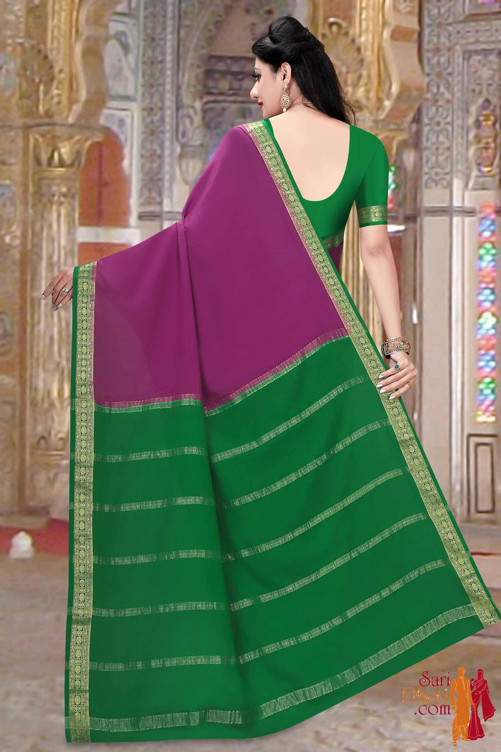 Mysore Silk 7906