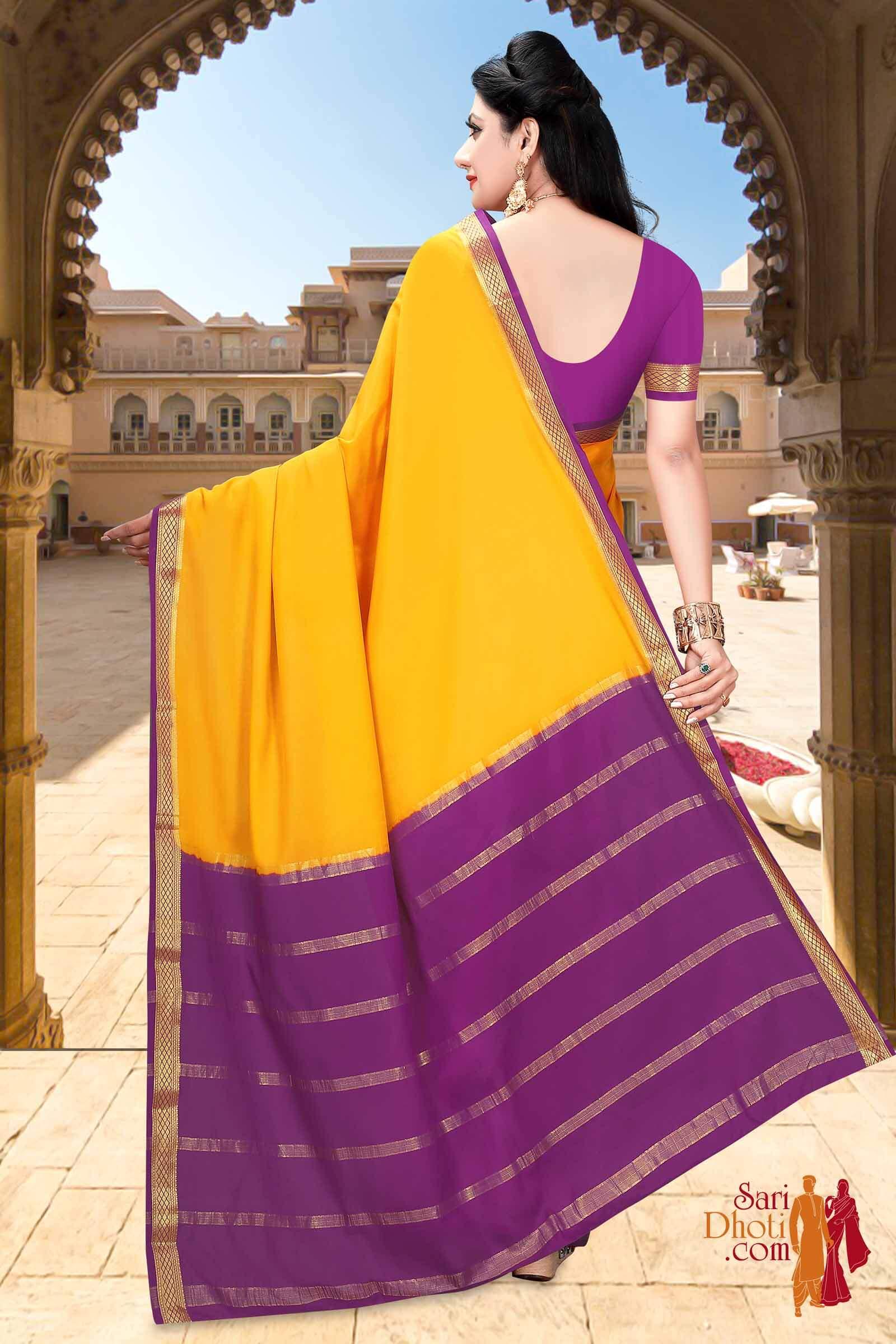 Mysore Silk 7869