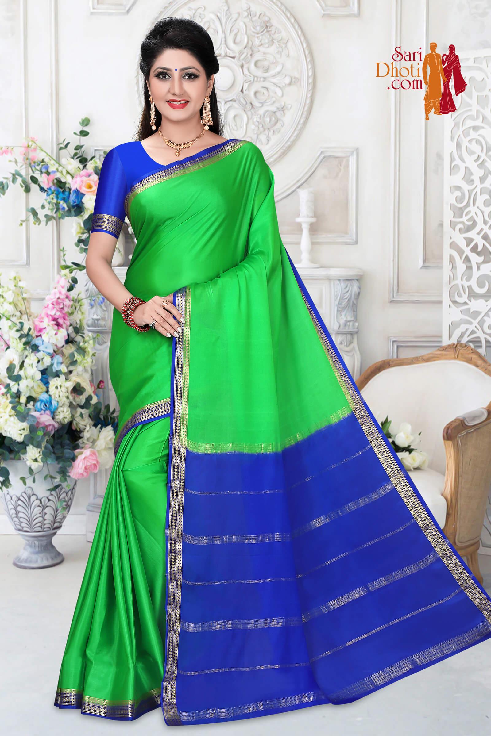 Mysore Silk 7875