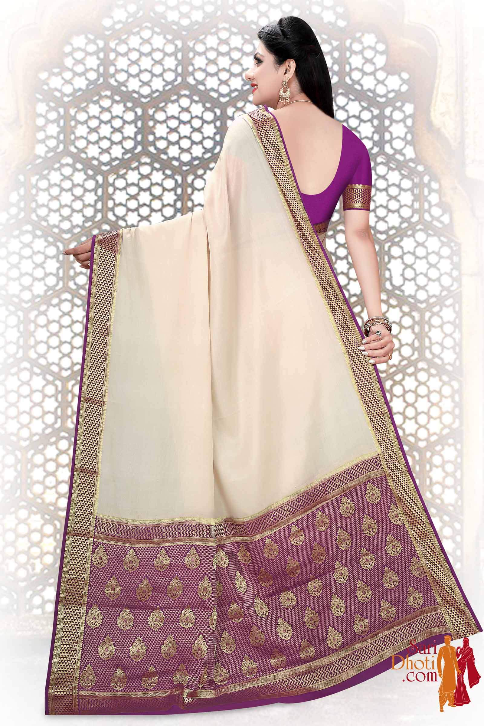 Mysore Silk 7896