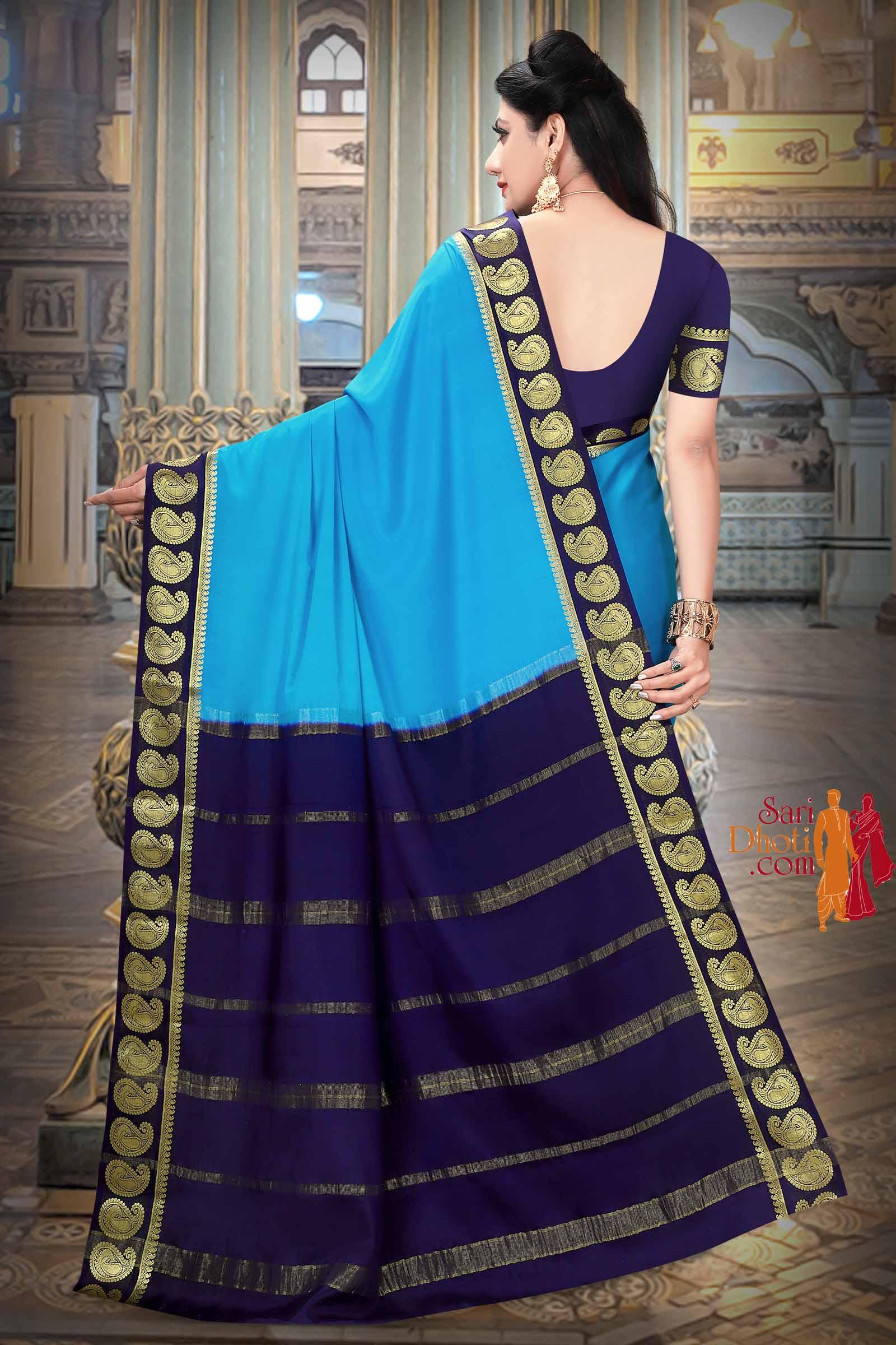Mysore Silk 7918