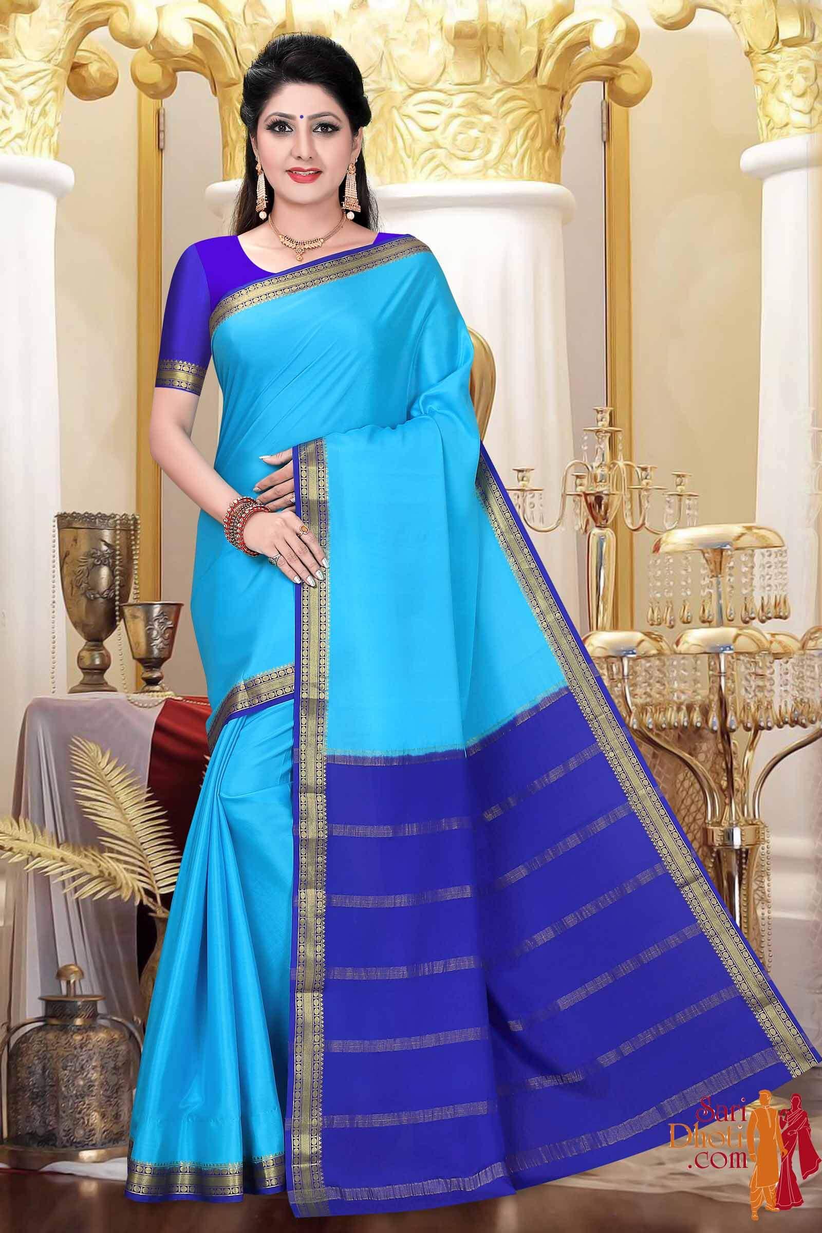Mysore Silk 7910