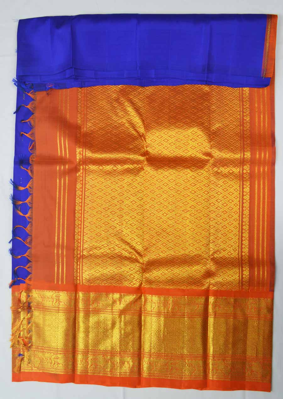 Temple Saree 7938