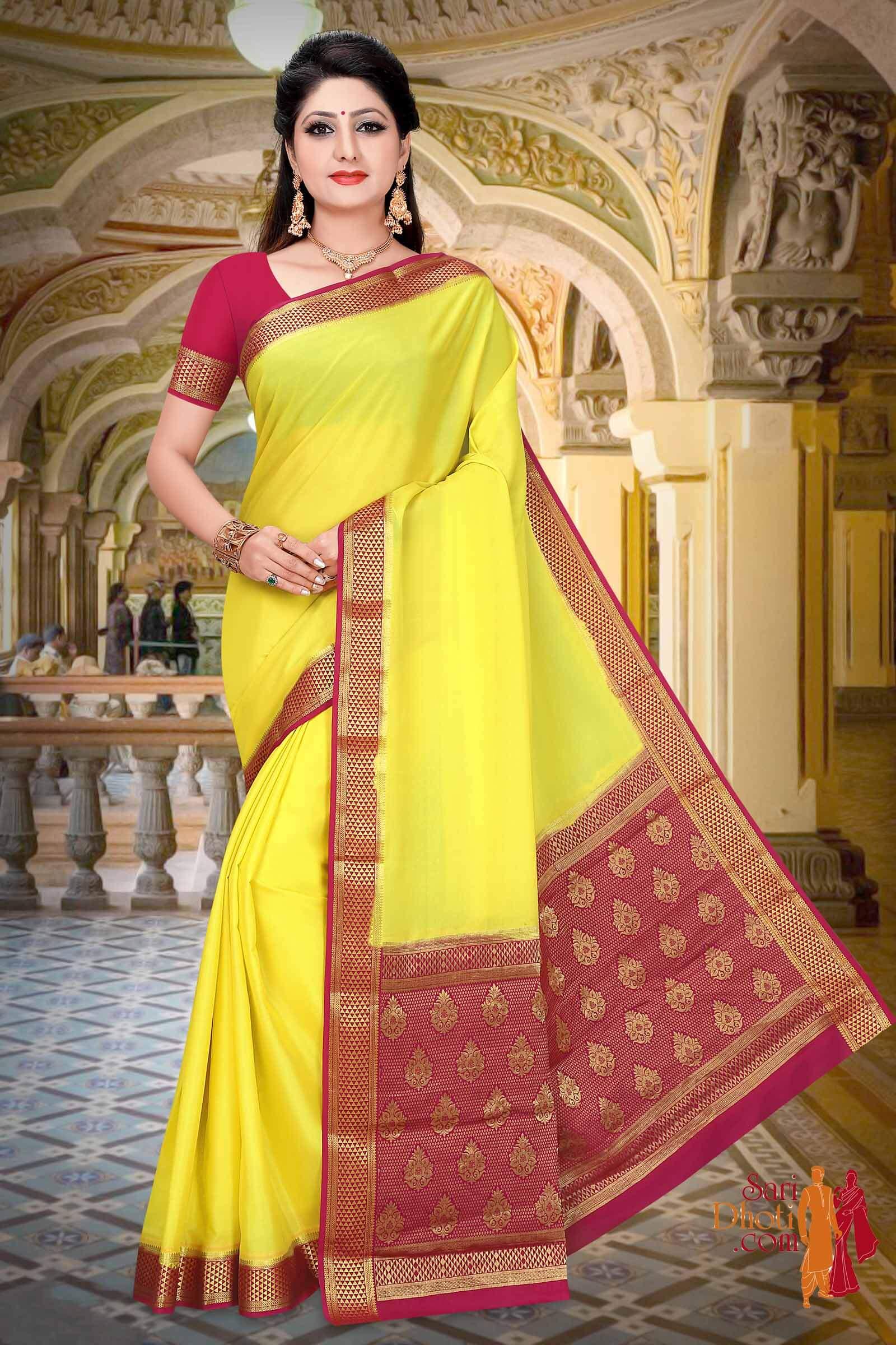 Mysore Silk 7892