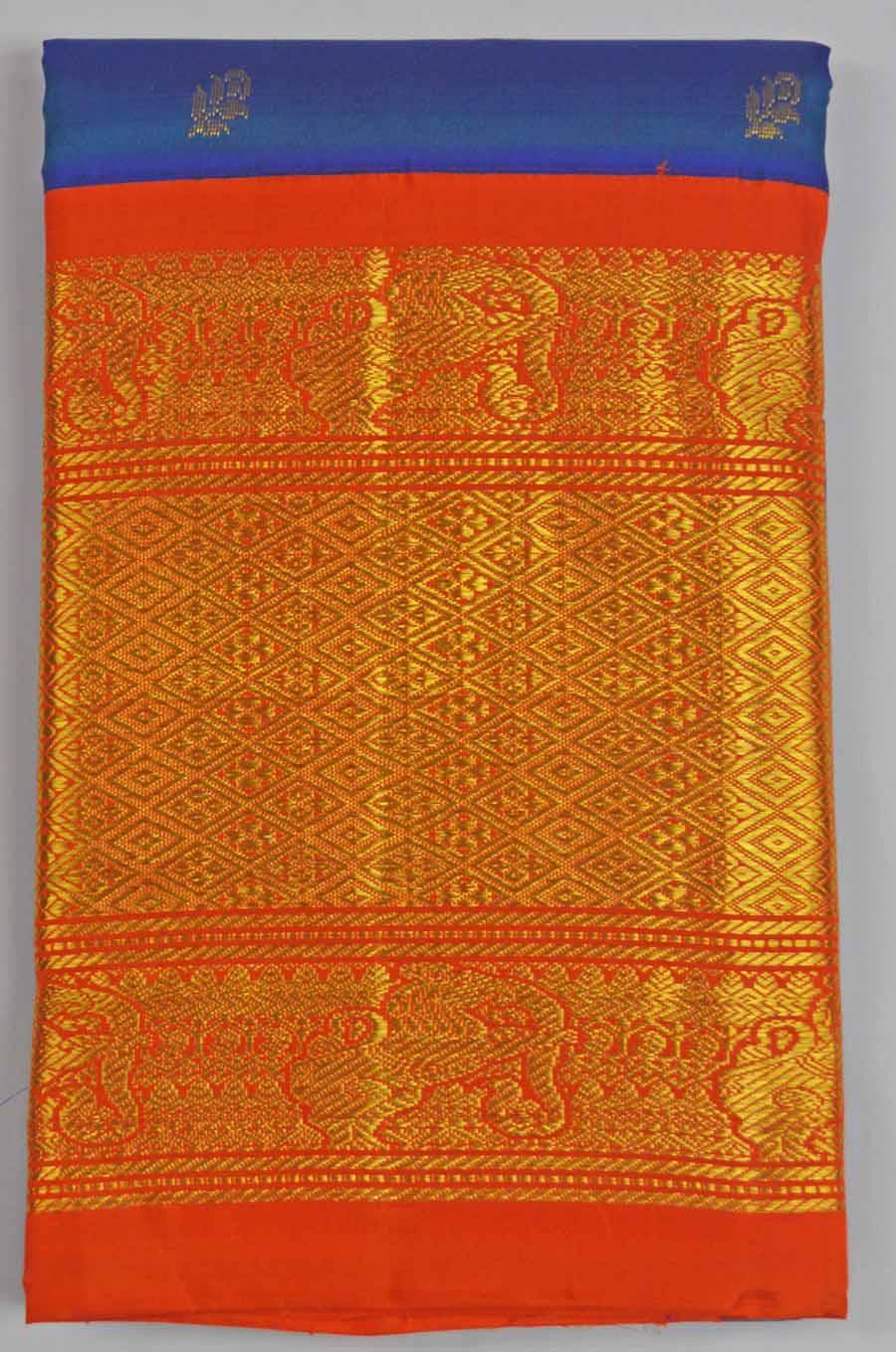Temple Saree 9513