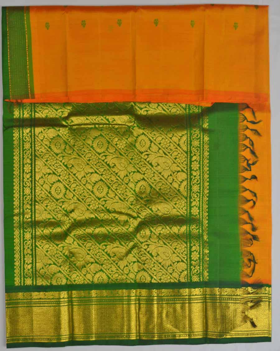 Temple Saree 9515