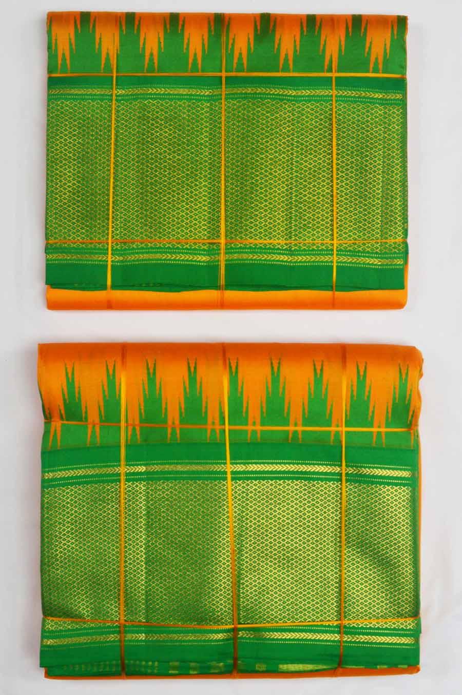 Silk Thirupathy 8011
